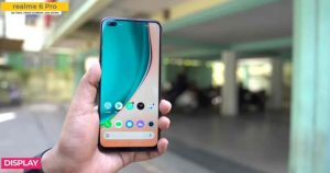 Realme 6 Pro Display Review