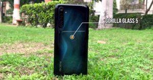Realme 6 Pro_Build Quality_Gorilla glass 5