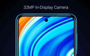 Redmi Note 9 Pro Max_front and back camera