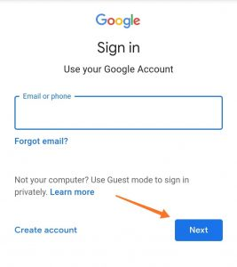 Change email password tech tricks hindi